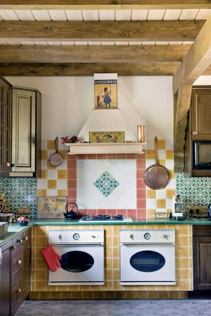 30 Amazing Design Ideas For A Kitchen Backsplash: 20 Modern Kitchen Design Ideas Adding Stylish Color To