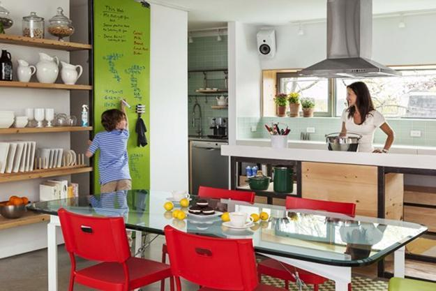 color design ideas for modern kitchens