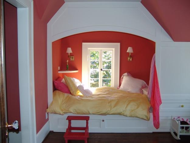 30 Custom Built In Kids Beds For Unique Room Design To