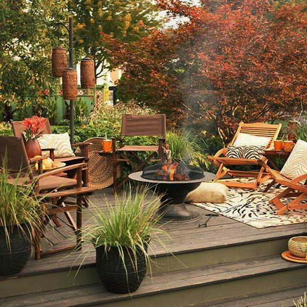 Fall Home Decorating Ideas: 30 Fall Decorating Ideas And Tips Creating Cozy Outdoor