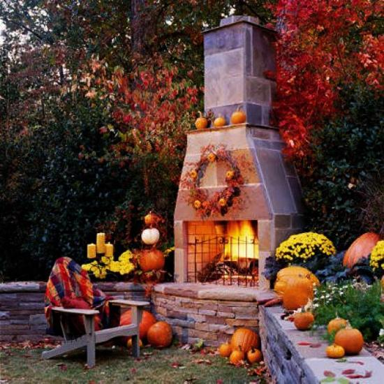30 Fall Decorating Ideas And Tips Creating Cozy Outdoor