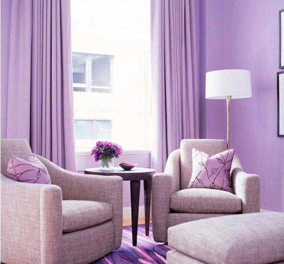 Good Feng Shui Color, Decorating Materials, Interior