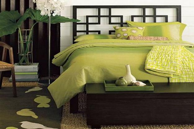 Good Feng Shui Color Decorating Materials Interior