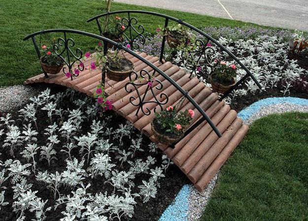 33 Beautiful Flower Beds Adding Bright Centerpieces to ...
