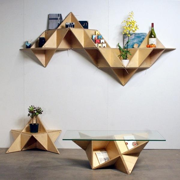 30 Modern Ideas To Add Geometric Elements To Interior Design And Decor