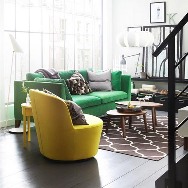 22 Modern Ideas Adding Emerald Green Color To Your Interior Design