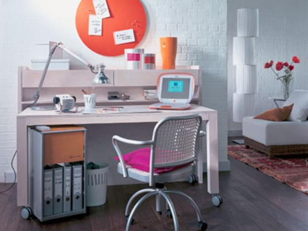 15 Modern Home Office Designs Enhanced With Space Saving