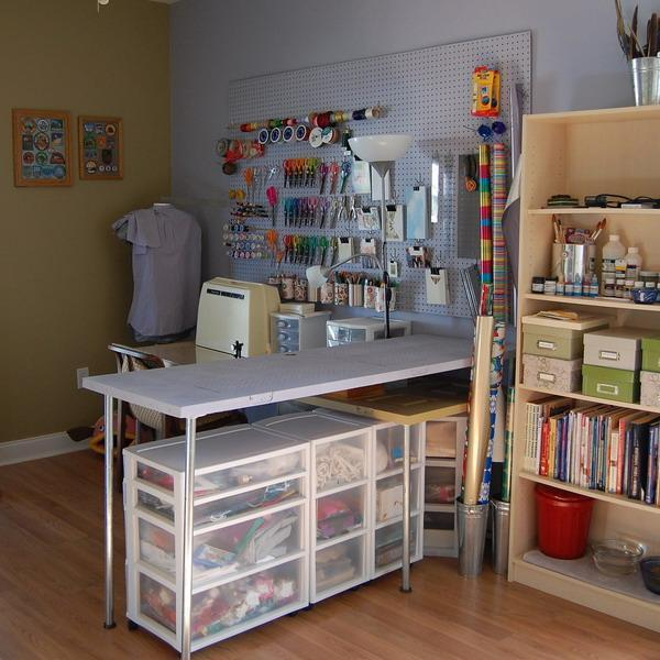 15 Modern Home Office Ideas: 15 Modern Home Office Designs With Corner Furniture In