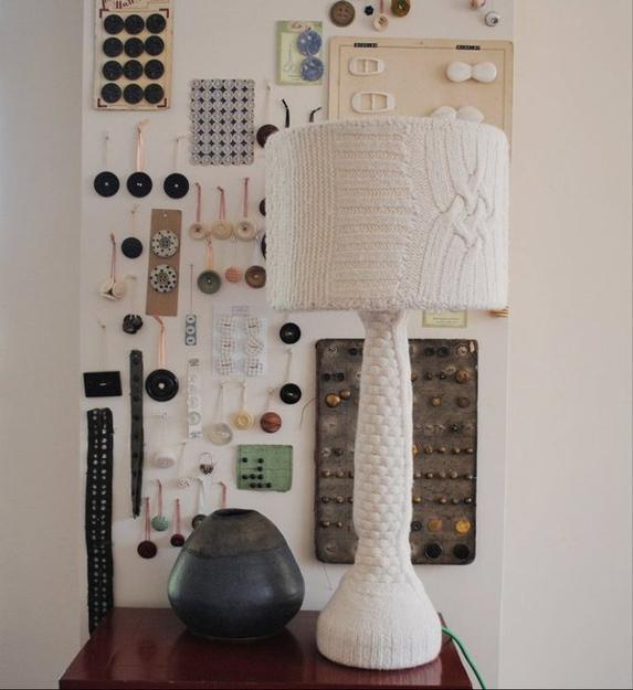 Knitting Trends Adding Warm Personality To Modern Interior