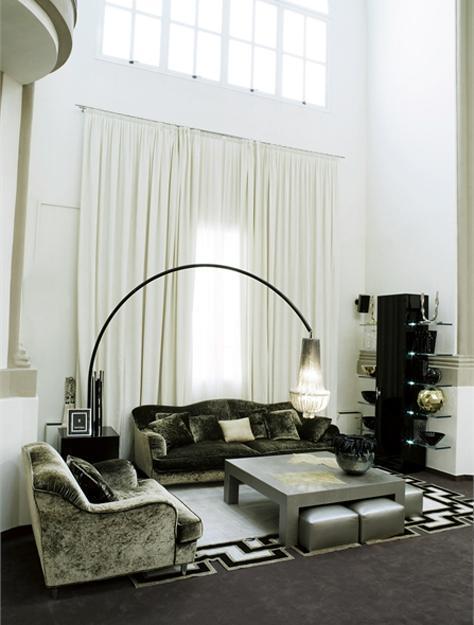 Modern Furniture And Lighting Fixtures Creating
