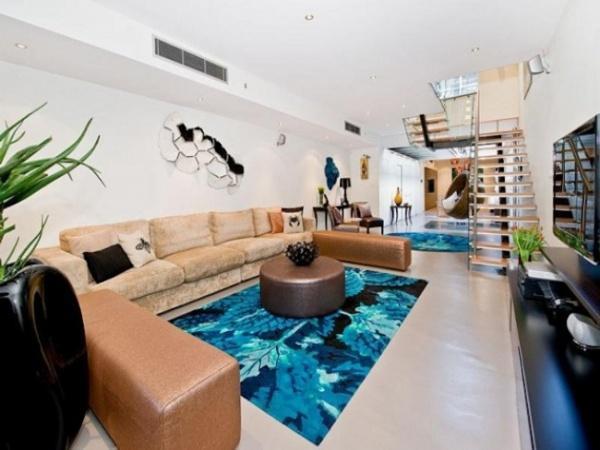 Unusual Indoor Swimming Pool