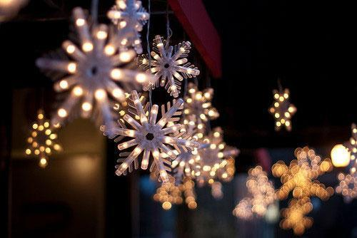 modern decorative lights for christmas decorating - Modern Christmas