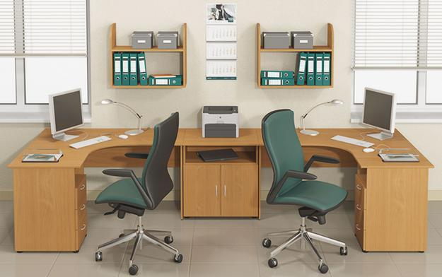 interesting home office design corner desk pictures 01 homeexteriorinterior | 20 Space Saving Office Designs with Functional Work Zones ...