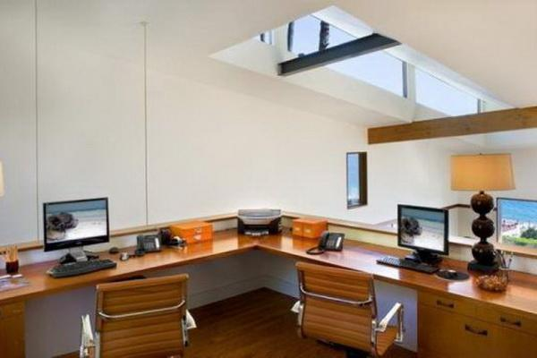 Office Desk For Two People Home Design Ideas And Pictures