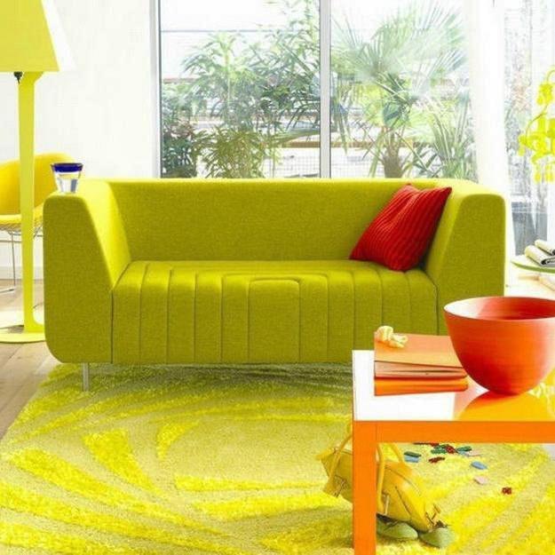 22 bright interior design and home decorating ideas with lemon yellow - 22 Bright Interior Design And Home Decorating Ideas With