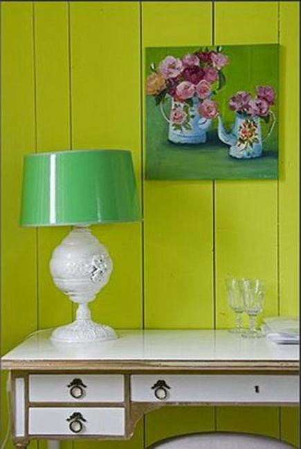 22 Bright Interior Design And Home Decorating Ideas With Lemon Yellow And  Mint Green Flavors