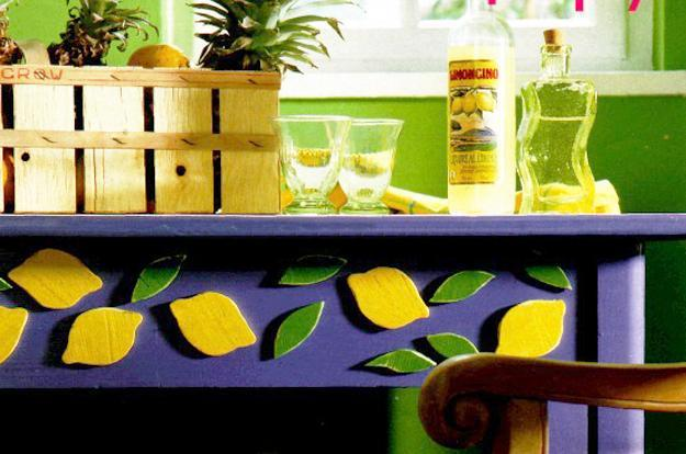 22 Bright Interior Design and Home Decorating Ideas with Lemon ...
