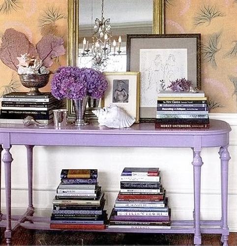 Modern Interior Colors Purple Color Bedroom Masculine: Modern Interior Design And Decor In Purple Color Shades