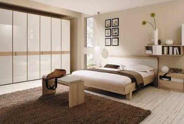 Bedroom Colors Brown 25 ideas for modern interior design with brown color shades