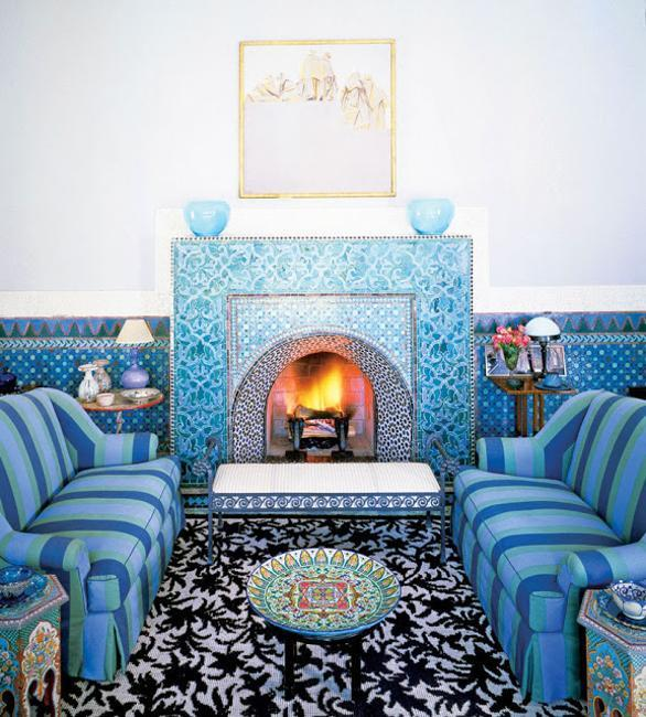 Outdoor Moroccan Decor Design Ideas: 21 Ways To Add Moroccan Decor Accents To Modern Interior