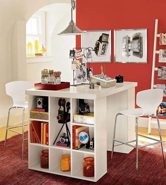 15 Small Home Office Designs Saving Energy E And Creating Great Work Areas For Two