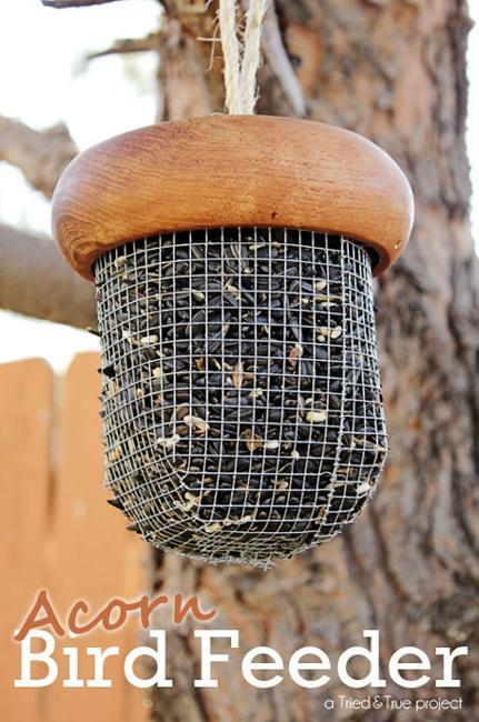 Handmade Bird Feeders Recycling Clutter 12 Recycled