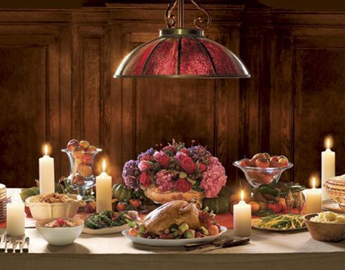 Thanksgiving Decorating Ideas For Holiday Tables