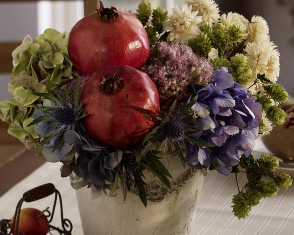 25 Beautiful Fall Decorations And Table Centerpieces Made
