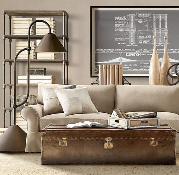 Decorating Items: 33 Modern Interior Decorating Ideas Bringing Vintage Style