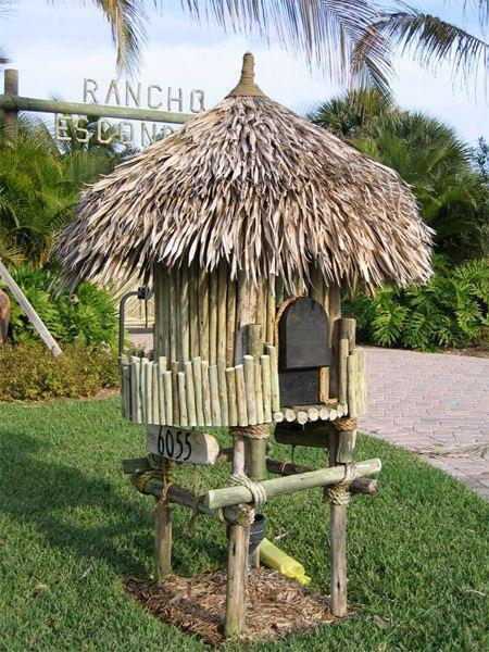 30 Unusual Mail Boxes Outdoor Home Decorating And Front