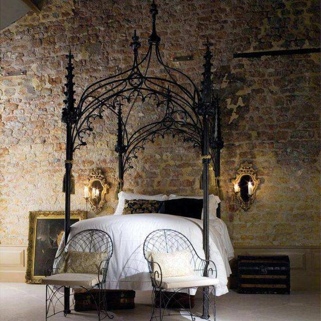 25 Glamorous Canopy Beds For Romantic And Modern Bedroom