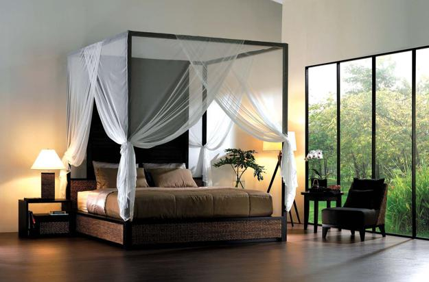 25 Glamorous Canopy Beds For Romantic And Modern Bedroom Decorating