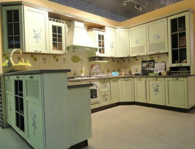 Pastel Green Colors For Kitchen Cabinets
