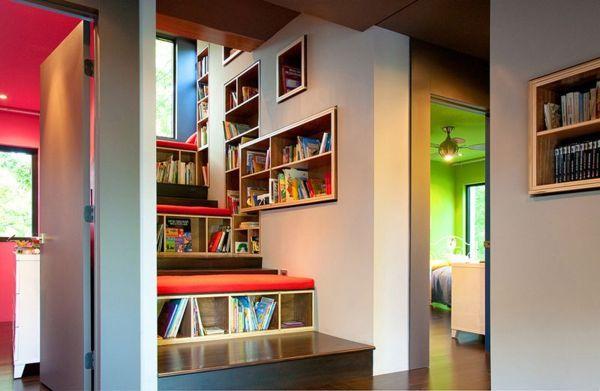 Diy Bookshelf Headboard