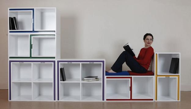 unique furniture design idea teenage bedroom furnishings bed with desk and book shelf of bookshelf43 bookshelf
