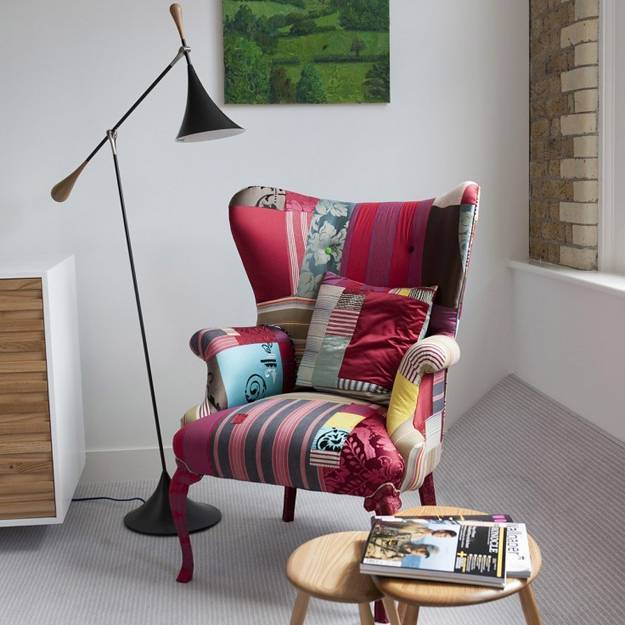 Chic Contemporary Furniture: Modern Furniture In Classic Style Reinventing Timelessly