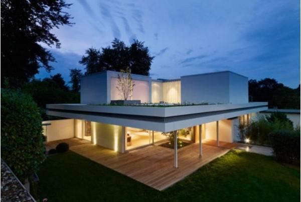 Modern Eco House Design on modern italian home design, modern house architecture design, modern horse barn designs, modern eco-friendly prefab homes, modern mountain home designs,