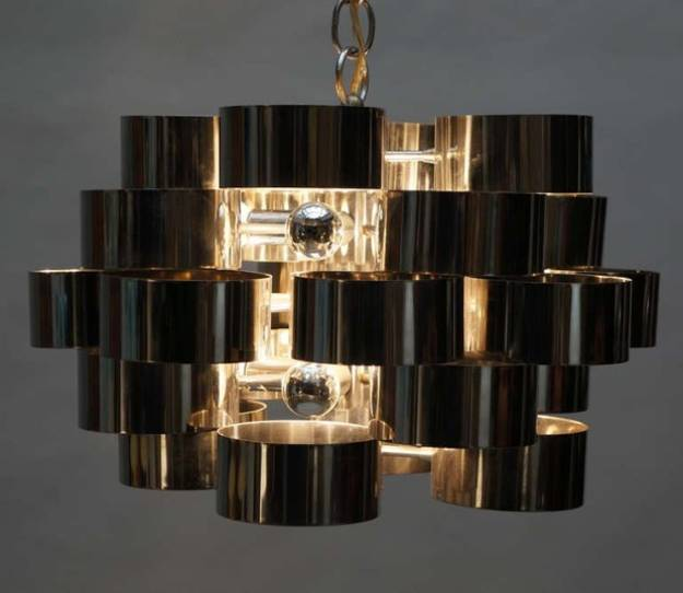 Modern Lighting Fixtures In Retro Styles Adding Chic