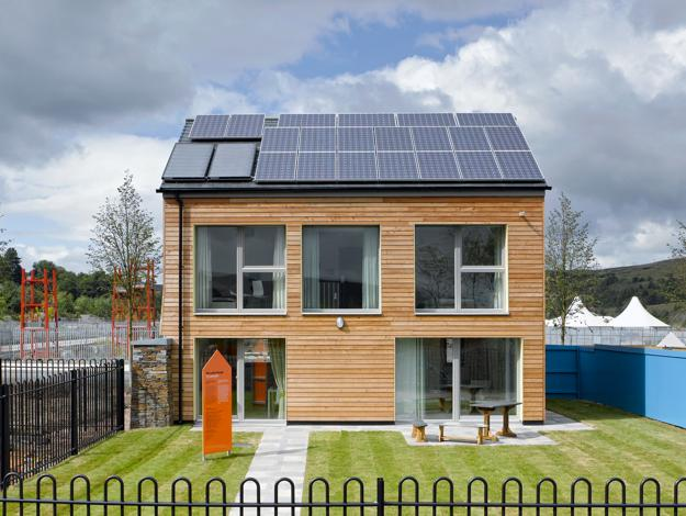 Modern Eco Homes And Passive House Designs For Energy