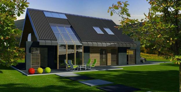 Eco Home Design Ideas: Modern Eco Homes And Passive House Designs For Energy