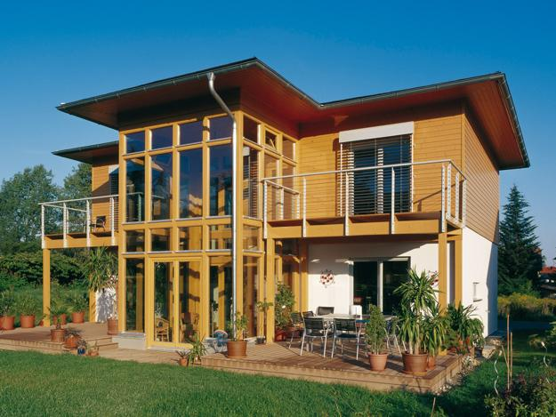Home Design Ideas For Small Houses: Modern Eco Homes And Passive House Designs For Energy