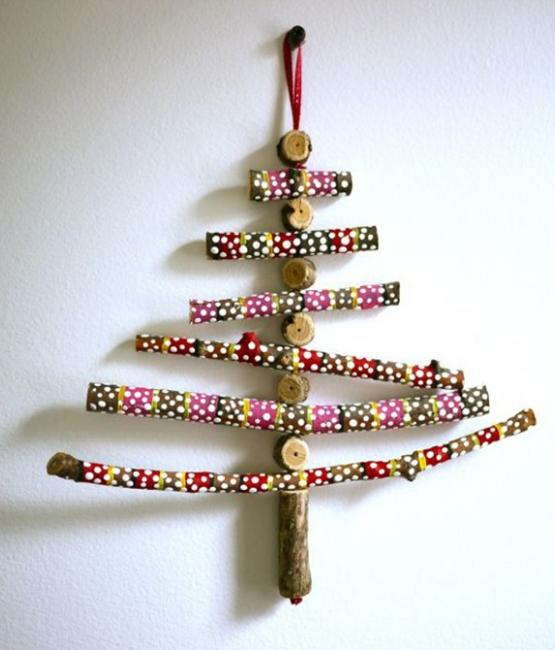 25 Handmade Christmas Decorations and Ideas for Recycled ...