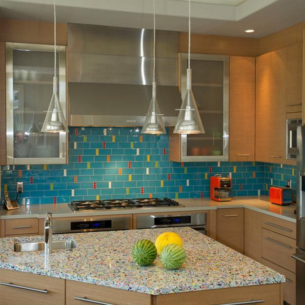 Modern Kitchen Tiles, 7 Beautiful Kitchen Backsplash Designs