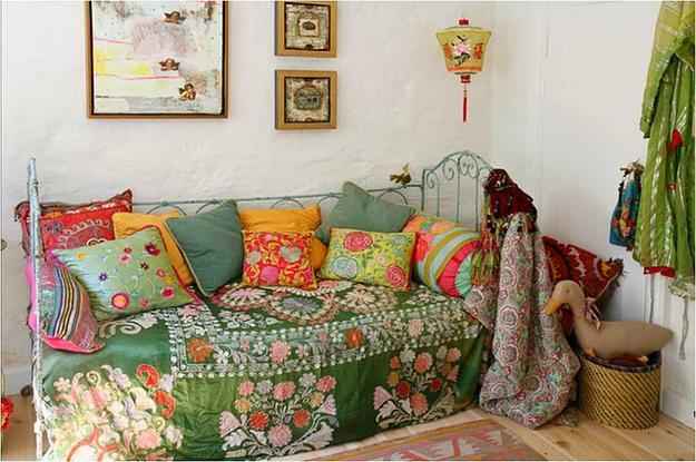 Boho Decor Ideas Adding Chic and Style to Modern Interior ... on Boho Modern Decor  id=58638