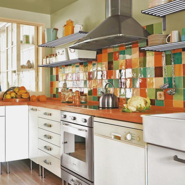 Modern Kitchen Backsplash Ideas: Modern Kitchen Tiles, 7 Beautiful Kitchen Backsplash Designs
