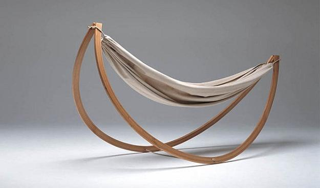 Woorock Hammock Swing, Contemporary Design