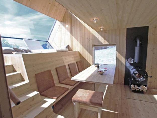 Futuristic small house design with unusual exterior and for Design for the home