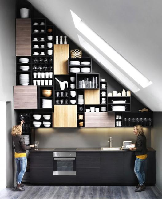modern kitchen cabinets to customize and style kitchen interiors rh lushome com affordable modern kitchen designs