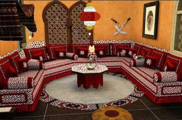 How To Decorate Modern Home Interiors In Moroccan Style