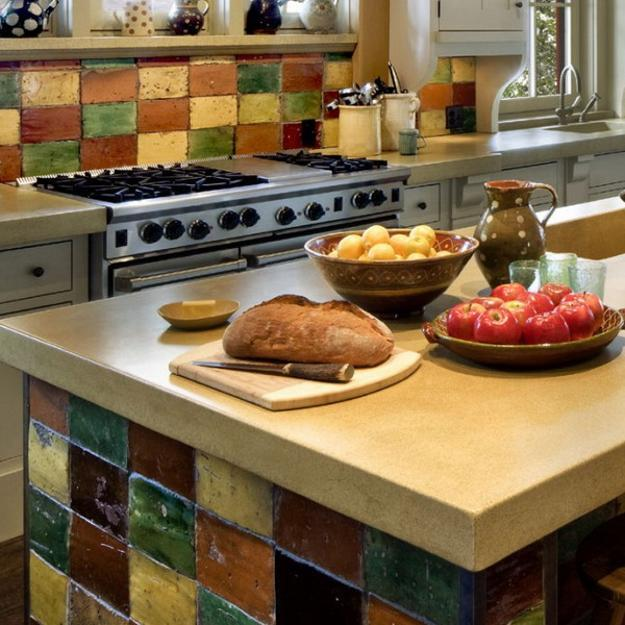 Make The Kitchen Backsplash More Beautiful: Modern Kitchen Tiles, 7 Beautiful Kitchen Backsplash Designs